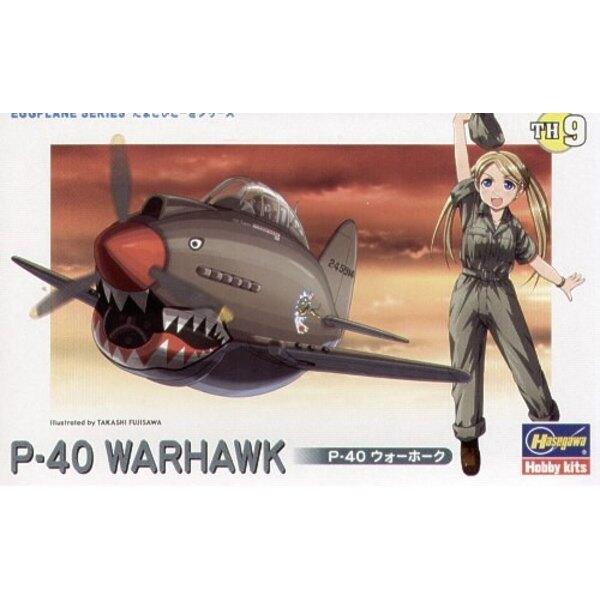 Curtiss P-40 Warhawk ′Egg Plane′