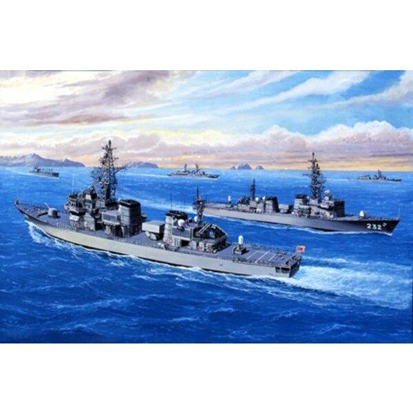JMSDF DE231 Oyodo & DE232 Sendai (2 ships)