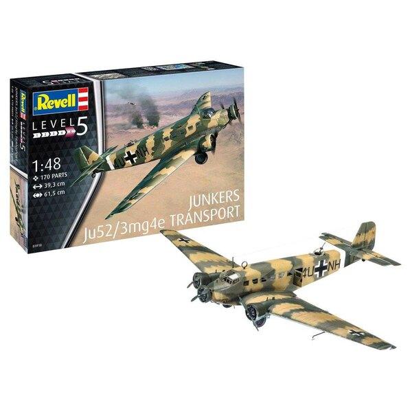Junkers Ju-52/3M Transport