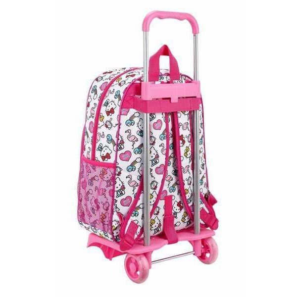 Hello Kitty girl Gang wheeled suitcase