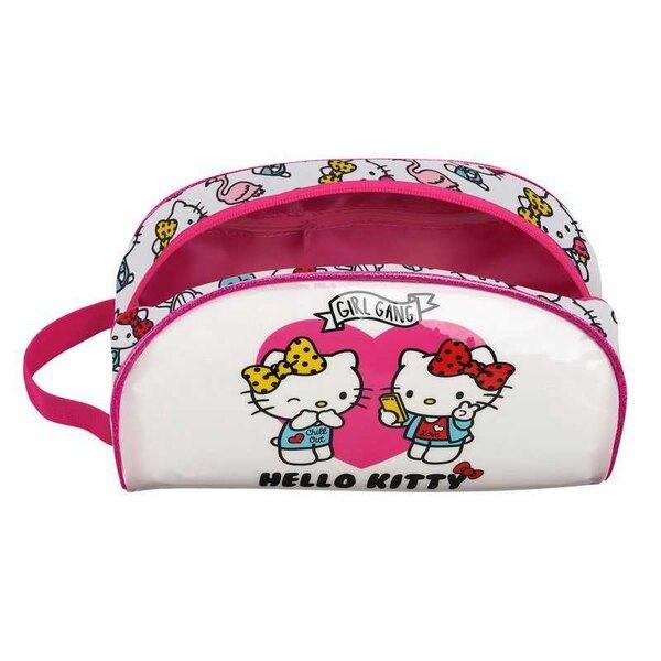 Hello Kitty Girl Gang Toiletry Bag