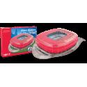 Allianz Arena (Bayern Munchen Red Packing) Nanostad MEGA-49001