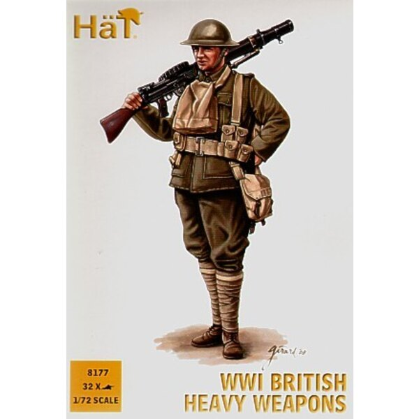 WWI British Heavy Weapons