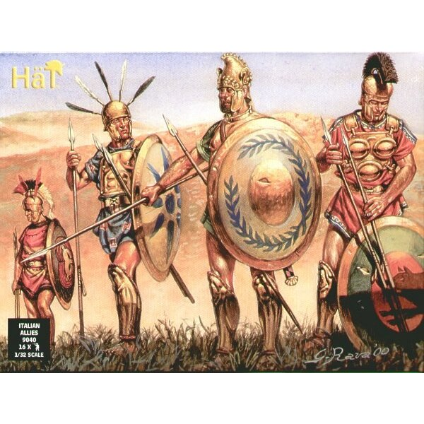 Italian Allies Infantry (Roman Period)