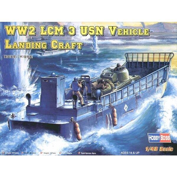 LCM III USN Vehicle Landing Craft