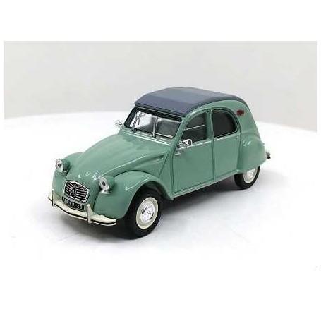 CITROEN CV 15 1:24 scale model car KIT diecast vintage die cast models miniature