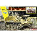 sd.kfz.165 hummel early/late production.this 2-in-1 kit allows modellers to create either an early-p
