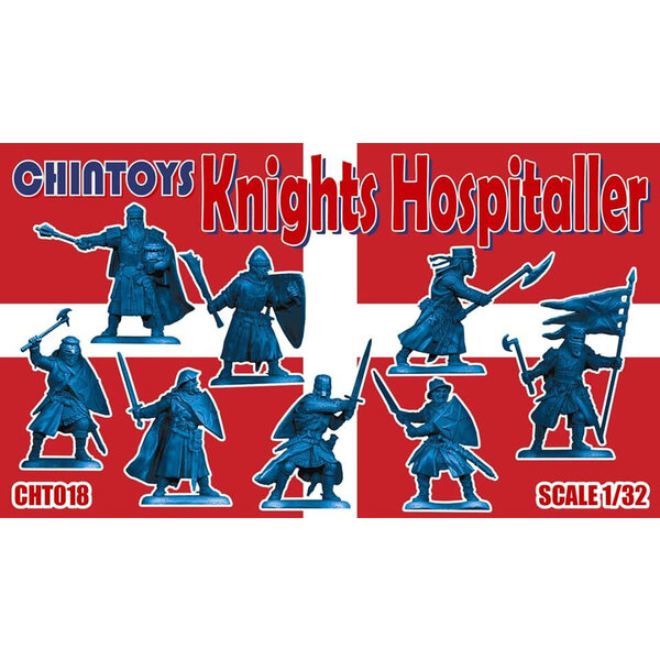 Knights Hospitaller (NO BOX. THIS IS IN A POLYTHENE BAG WITH CARD)