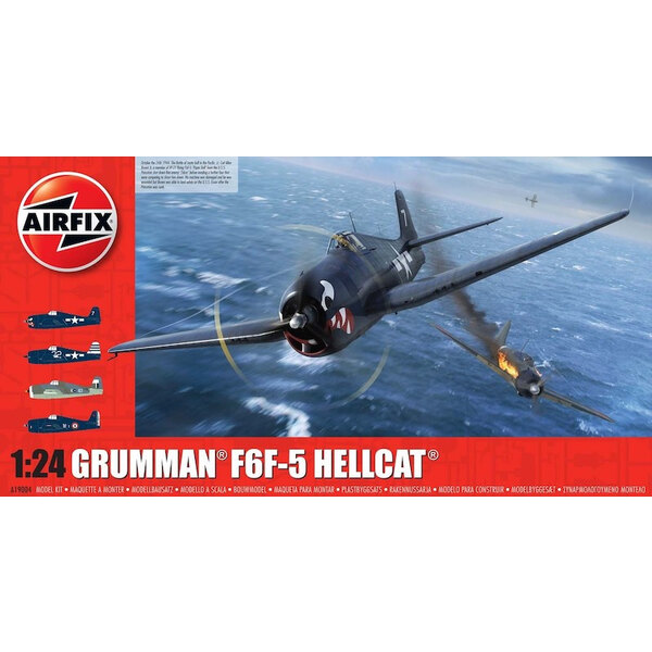 Grumman F6F-5 Hellcat Few aircraft in the history of aerial warfare can boast the impact and combat credentials of the Grumman F