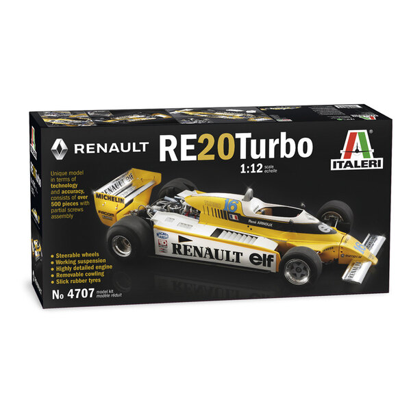Renault RE23 Turbo