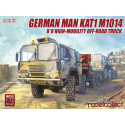 German MAN KAT1M1014 8*8 HIGH-Mobility off-road truck Modelcollect 8085072132