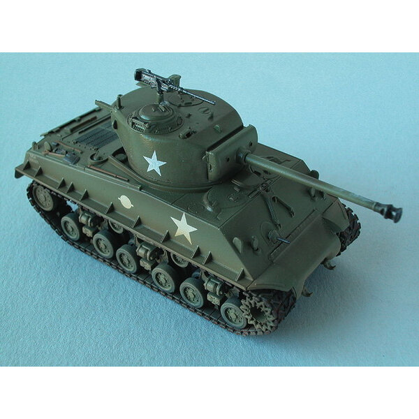 M4A3E8 Middle Tank - U.S. Army Easy Model