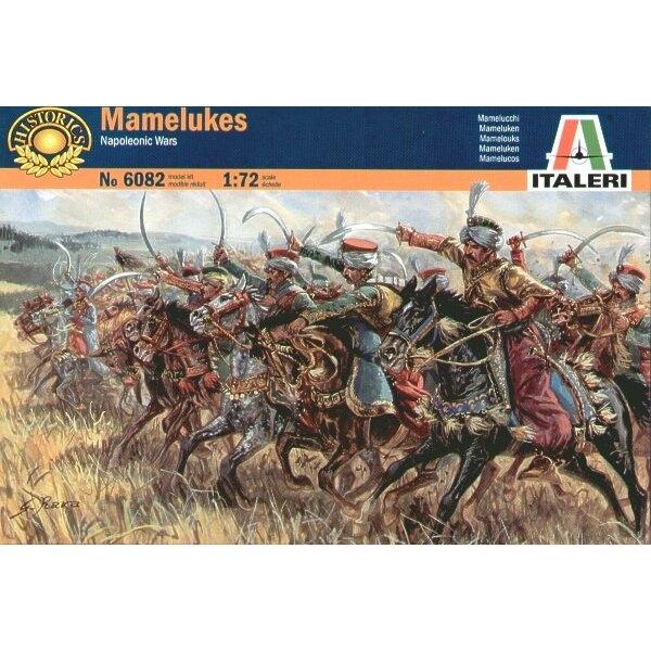 Napoleonic Wars Mamelouks Cavalry