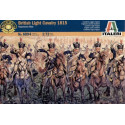 napoleonic wars british light cavalry 1815