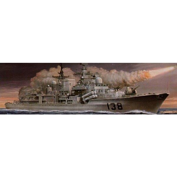Chinese Navy DDG 138 `TAIZHOU′ Sovremenniy Class 956EM Improved Destroyer