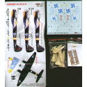 decals junkers ju 88a-4 in finnish service. includes resin and p/e parts