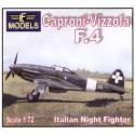 Caproni-Vizzola F.4 LF Models LF72072