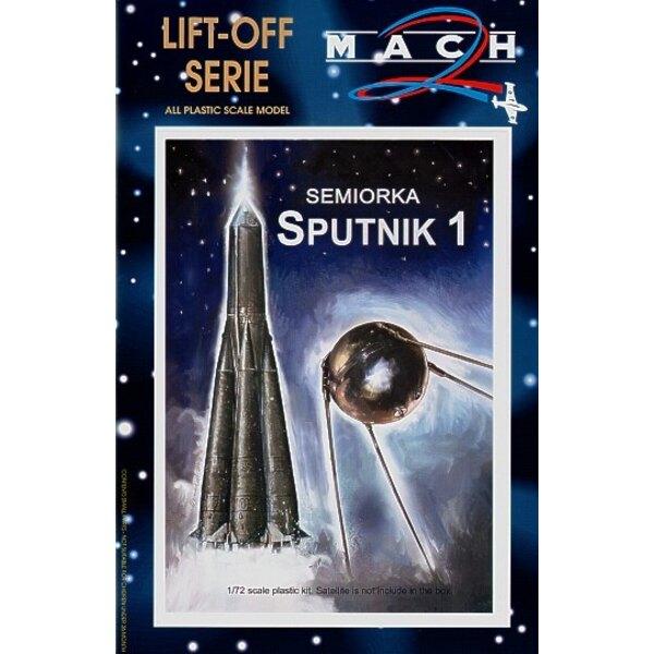 Sputnik 1 rocket