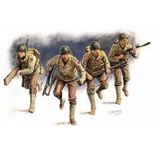 U.S. Rangers Normandy-44