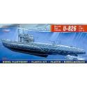 u-boat u-826 (viic/t4) (submarines) (submarine)
