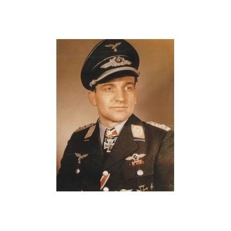 H.J.Ruddel Luftwaffe Ace