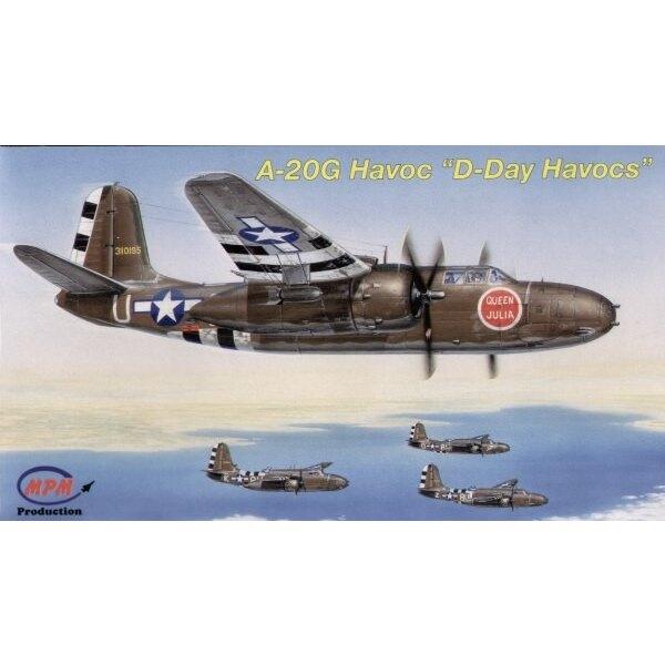 Douglas A-20G D-Day Havocs