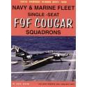 book usn & usmc grumman f9f cougar single seat fighter