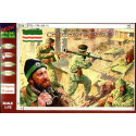 Chechen Wars. Chechen Rebels 1995- . 48 figures. 24 poses Orion Figures ORI72002