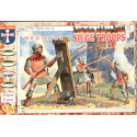 Medieval Siege Crew and Gunners Orion Figures ORI72019