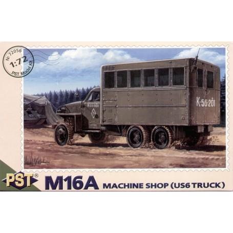 M16A Machine shop (US6 truck)