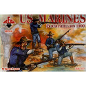 US Marines 1900 (Boxer Uprising) Red Box RB72016