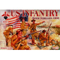 US Infantry 1900 (Boxer Uprising) Red Box RB72017