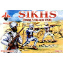 Sikhs (Boxer Uprising) Red Box RB72021