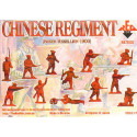 Chinese Regiment (Boxer Rebellion 1900) Red Box RB72032