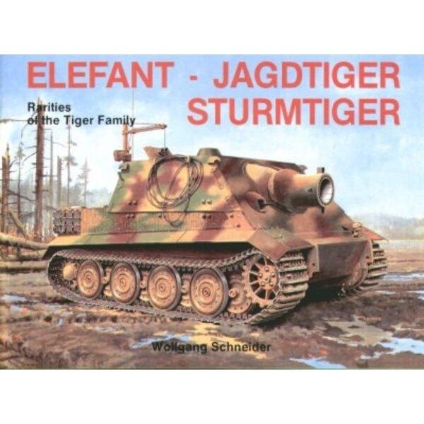 Book Elefant-Jagdtiger-Sturmtiger