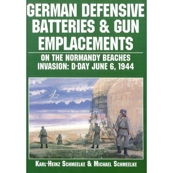 German Defensive Batteries D Day