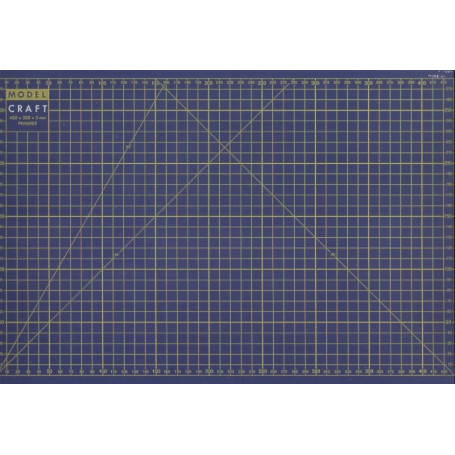A3 size Cutting Mat ′A′ size -- size in millimeters -- approx inches A3 -- 297 x 420 mm -- 11.7 x 16.5 in A4 -- 210 x 297 mm --