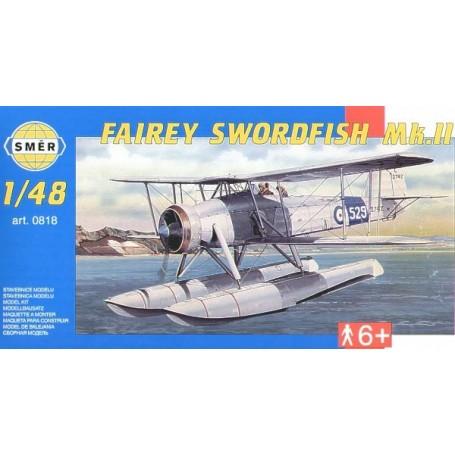 Fairey Swordfish Mk.II float plane
