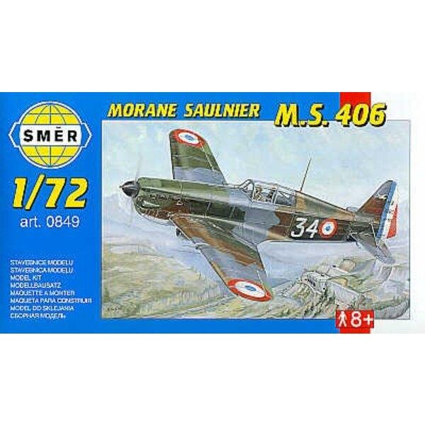 Morane Saulnier MS.460