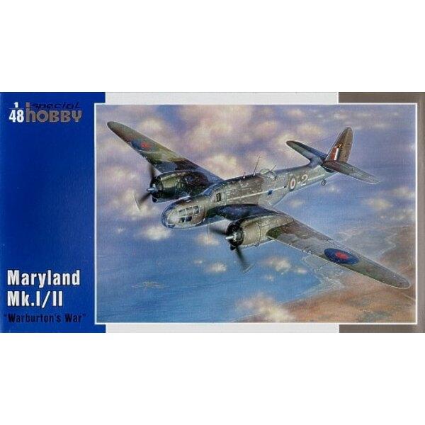 Martin Mk.I/II Maryland Warburtons War