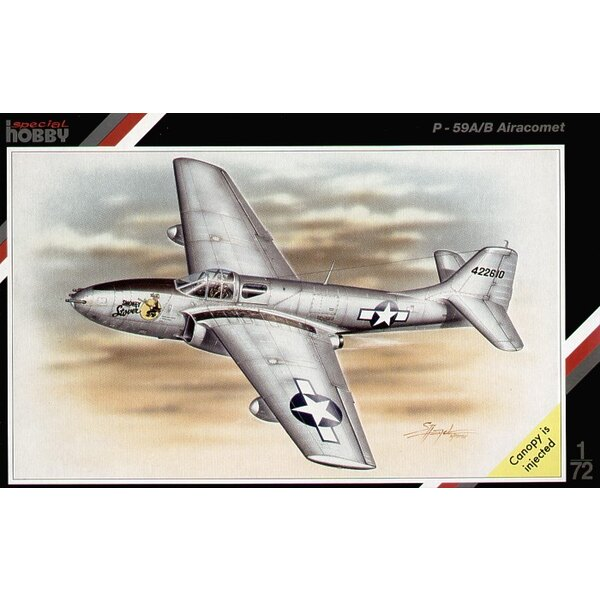 Bell P-59A Airacomet/Bell P-59B Airacomet