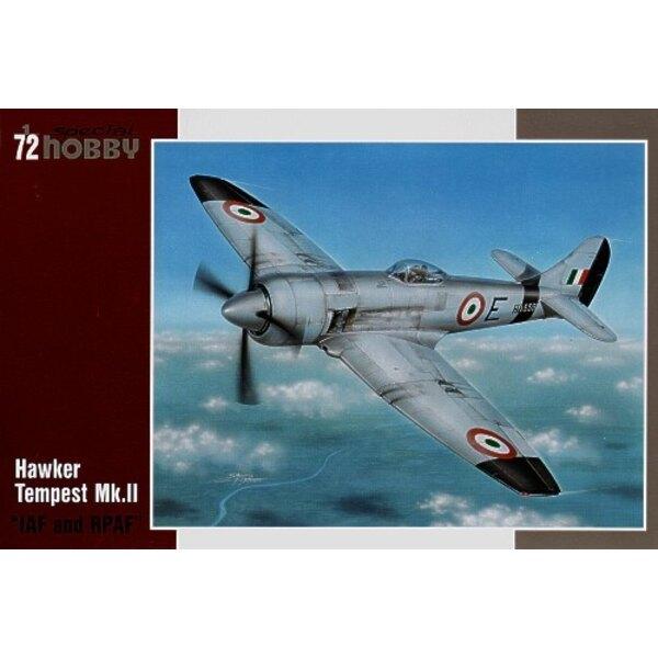 Hawker Tempest Mk.II IAF & RPAF