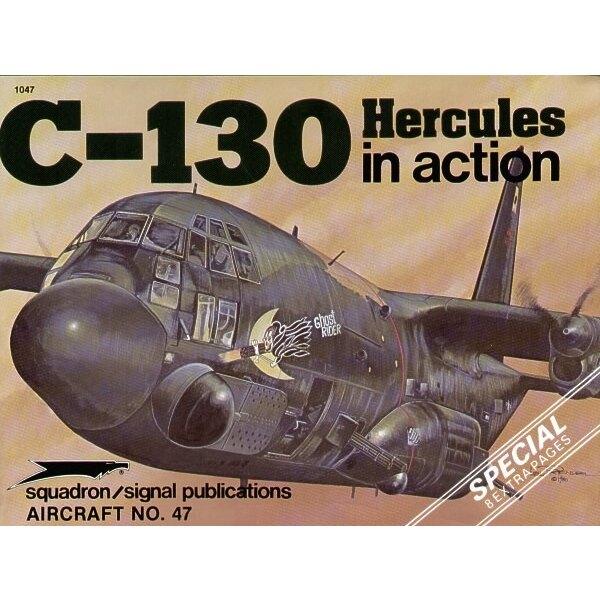 Lockheed C-130 Hercules (In Action Series)