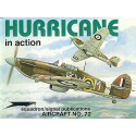 book hawker hurricane (in action series)