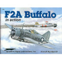 book brewster f-2a buffalo (in action series)