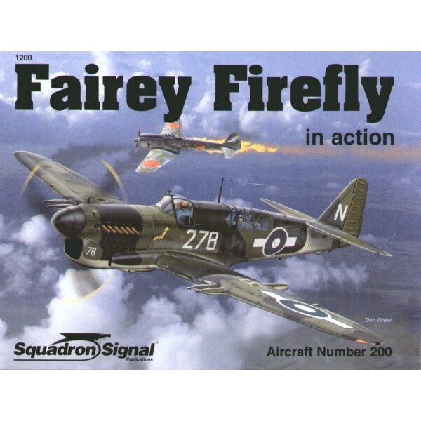 Fairey Firefly (In Action Series)