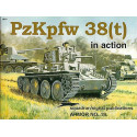 book pz.kpfw.38(t) (in action series)
