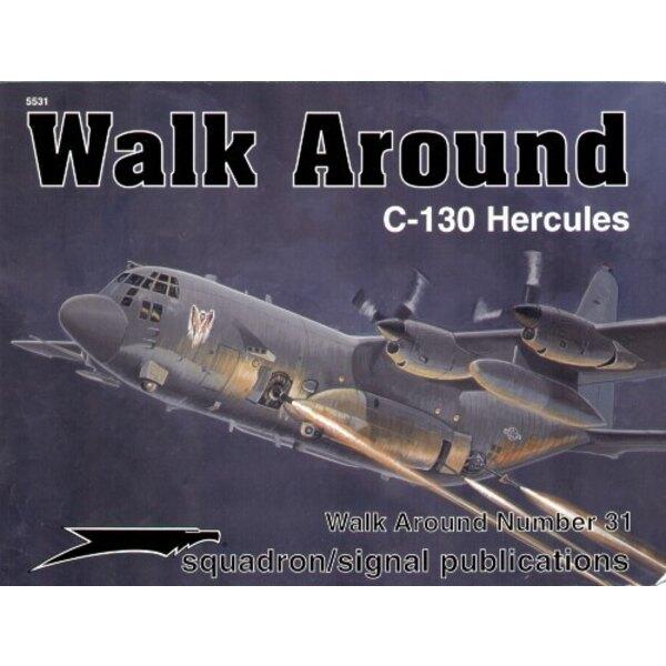Lockheed C-130 Hercules (Walk Around Series)
