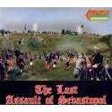 Last Assault of Sevastopol (4 sets. 1 new set including old set no STR02472 STR02772 and STR03372). Strelets STR906