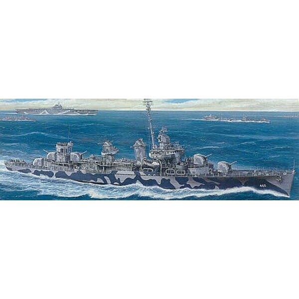 DD445 Fletcher WWII